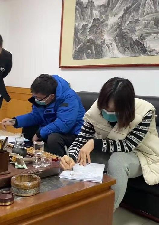 感谢王先生 曹女士信任 报名日本短培转工签